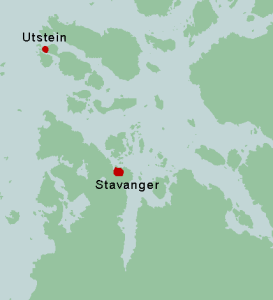 North of Stavanger there is an archipelago of fertile islands, and in the South there is Jæren - the best farmland in Norway
